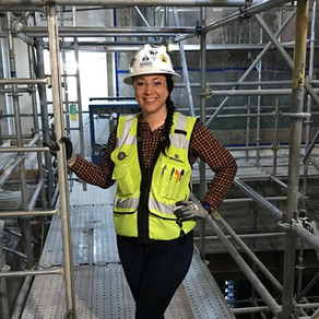 Trista Shomo, Safety Manager