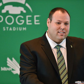 Wren Baker, University of North Texas Vice President and Director of Athletics