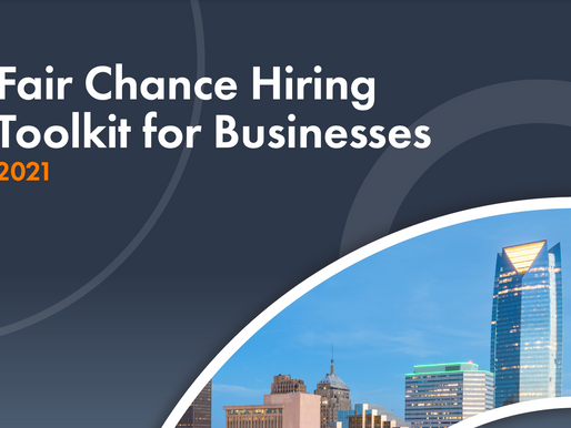 Fair Chance Hiring Toolkit for Businesses