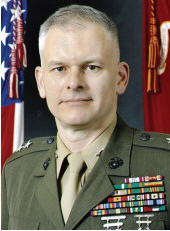Major General Vaughn A. Ary, Staff Judge Advocate to the Commandant of the Marine Corps
