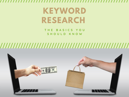 Do You Call it a Sofa or a Couch? The Basics of Keyword Research