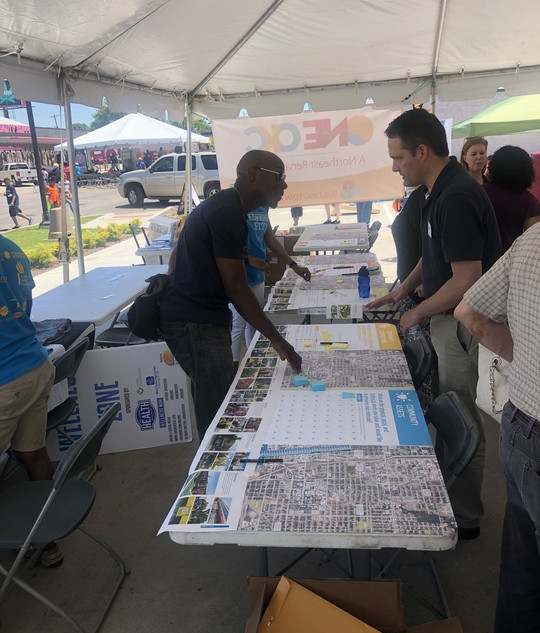 OneOKC Community Outreach