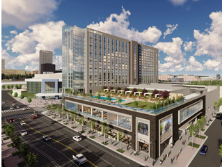 Omni Hotel development making advances