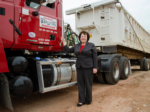 Peggy Kates, Owner, Midwest Wrecking Company