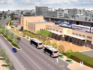 Santa Fe Station on track for modern transportation