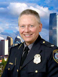 Wade Gourley, Chief of Police of OKC