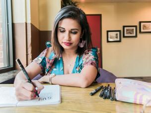 Aditi Panchal, Designer and Creative Coordinator at Hobby Lobby