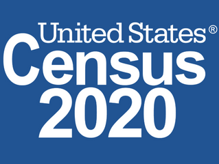 Take the census and be counted