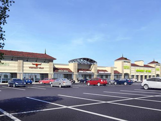 redevelopment set to start for shopping center in northeast Oklahoma City