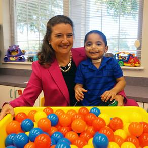 Lori Boyd, COO, The Children's Center Rehabilitation Hospital