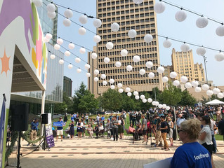 Cultivating placemaking in Kerr Park