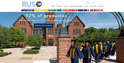 RUSO Oklahoma City Website Design