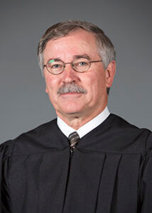Judge Ray Elliott, Presiding Judge of the Oklahoma County District Court
