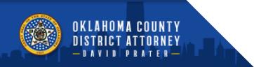 Oklahoma County District Attorney Davis Prater