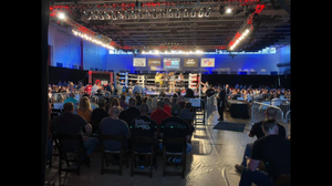 Boxing Match in Broken Arrow, Oklahoma