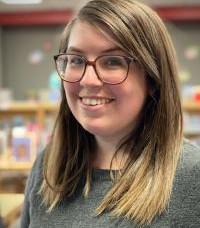 Jessica Eschbach, Teacher of the Year