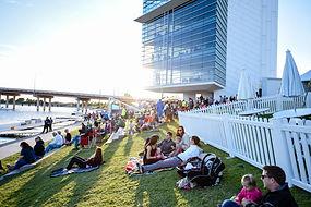 Regatta Festival in Oklahoma City, Boathouse District
