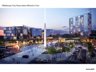 Momentum continues in the Innovation District