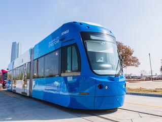 OKC Streetcar ribbon-cutting to kick off service