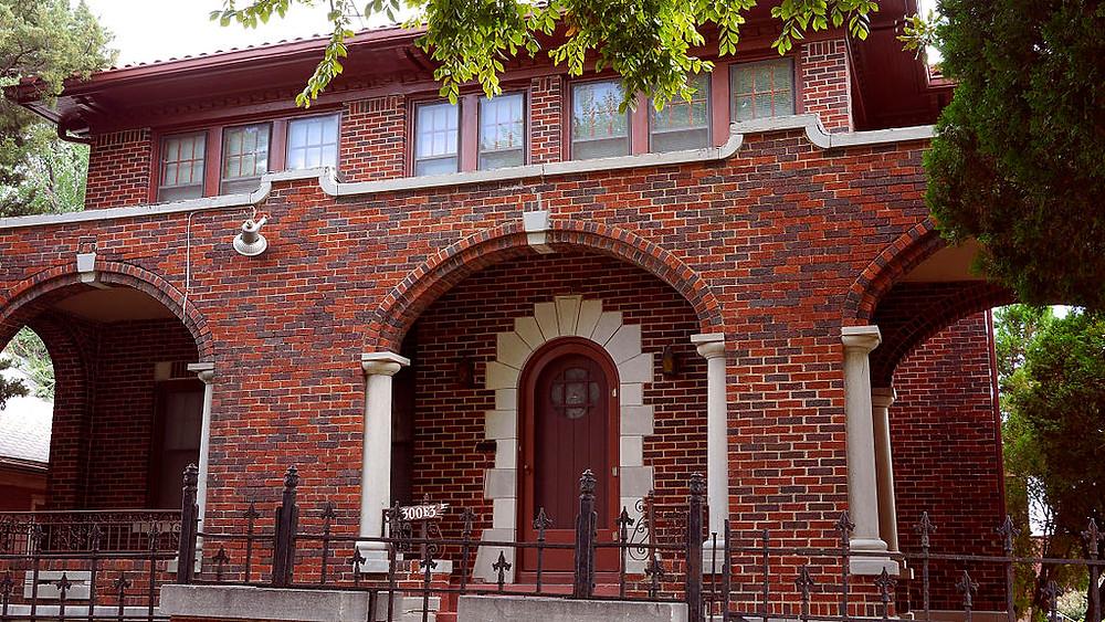 Lyons Mansion, Oklahoma City
