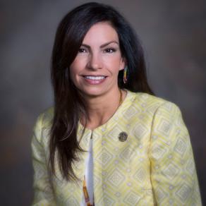 Lisa Johnson Billy, Native American leader