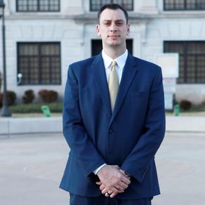 Nicholas Thurman, Assistant District Attorney