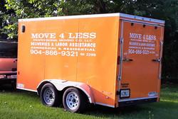 Move4Less LLC NE Florida Trucks
