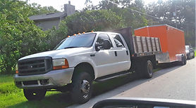 Fleming Island Demolition Haul Away Trash Removal Services.