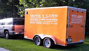 Orane Park Florida Move4Less LLC 904-866-9321 Licensed and Insured Moving Company