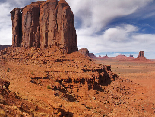 Dog-Friendly Utah | Visiting Monument Valley Area