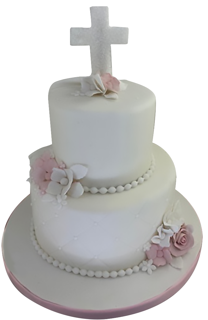 Custom cakes for religious events from A Love for Cakes based in Queens, New York