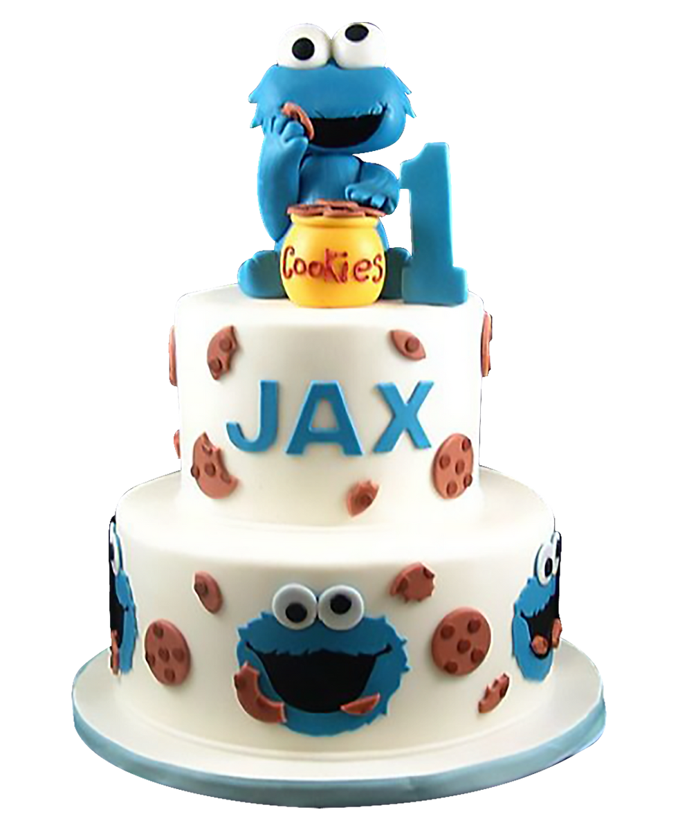 Custom Birthday cakes for children from A Love for Cakes based in Queens, New York