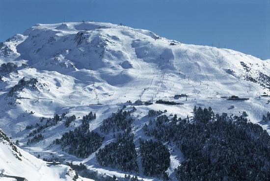 esqui Vielha
