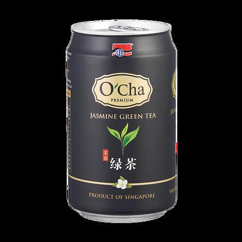 JJ O'cha Premium Jasmine Green Tea