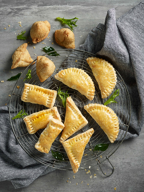 Assorted Puff Pastry (24pcs)