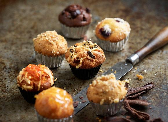 Mini Blueberry Muffin