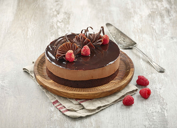 Double Chocolate Cake