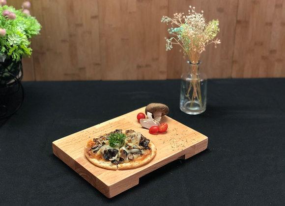 """6"""" Mushroom Pizza"""
