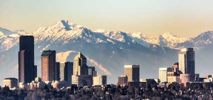 Seattle_Olympic Mountains