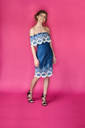 Savannah Top & Skirt