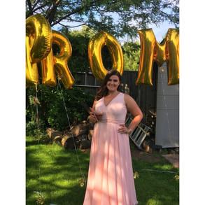 Morgan's Prom Dress