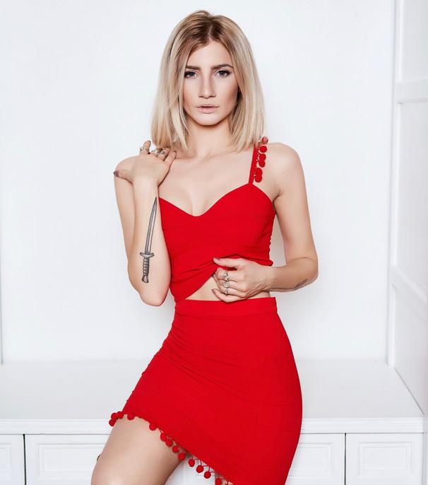 Custom 2-Piece Siren Dress