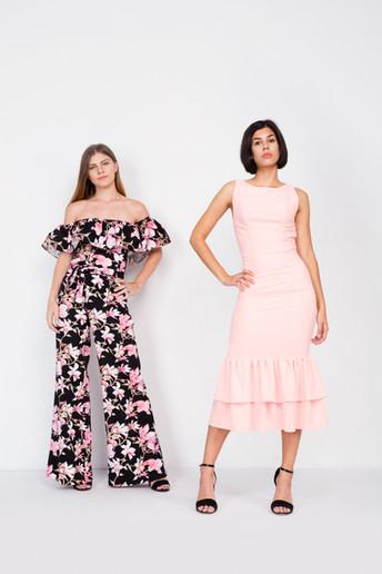 Magnolia Trouser & Top Set, Aphrodite Dress