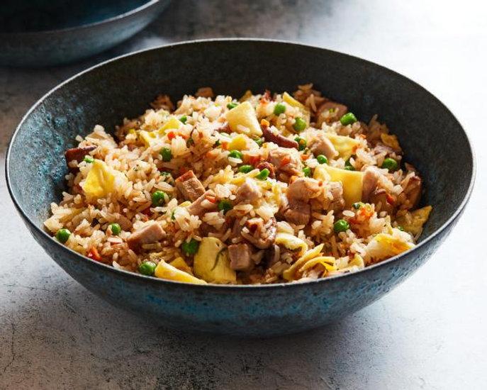 Golden Fried Rice
