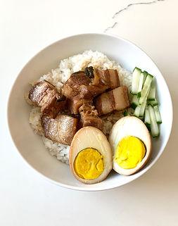 控肉飯 (kòng ròu fàn)
