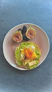 Avocado Bagel