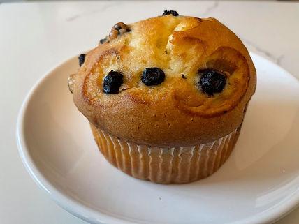 Massive Blueberry Muffins!