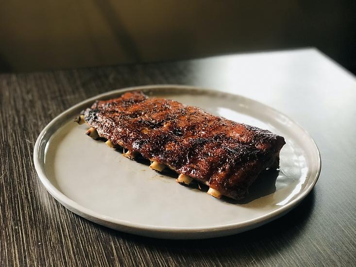 Ryan's BBQ Pork Spare Rib