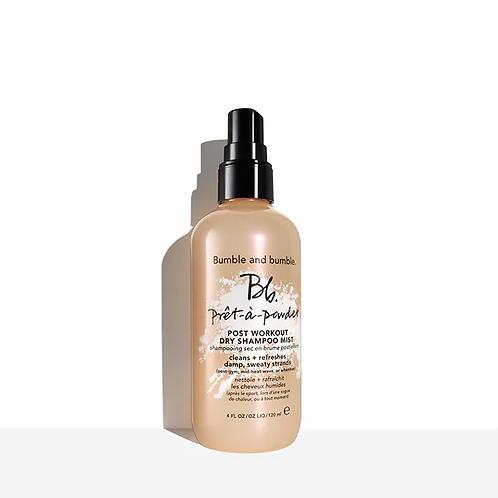 Prêt-à-powder Post Workout Dry Shampoo Mist