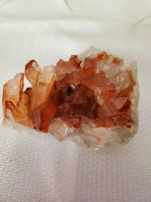 Red Dragon Quartz Moroccan